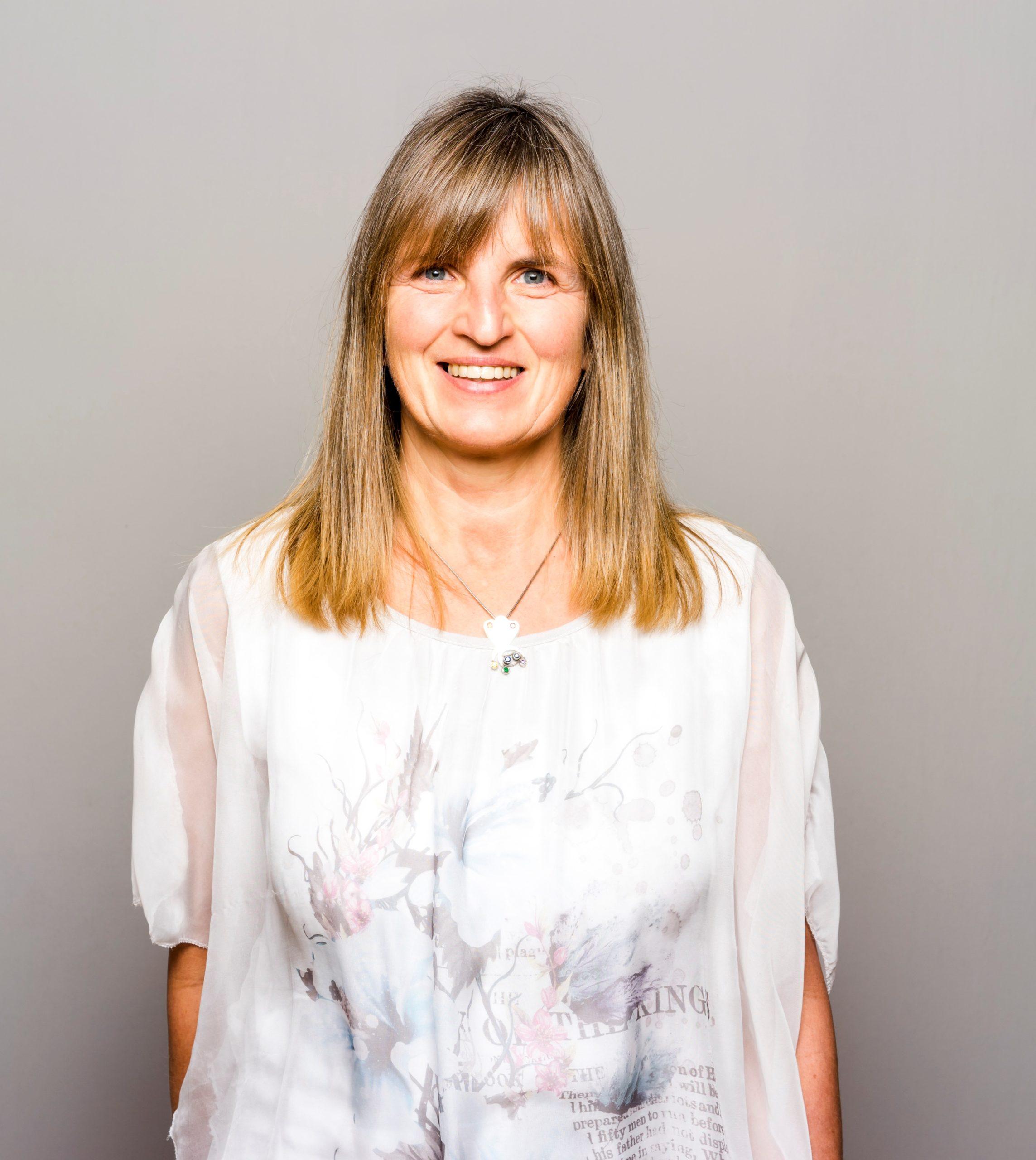 Andrea Holzinger - Energetikerin
