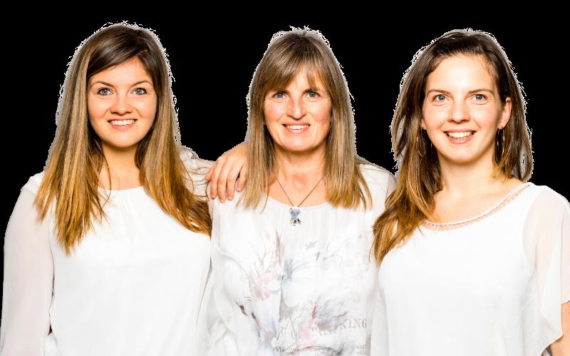 Nadine, Lisa, Andrea Holzinger ...